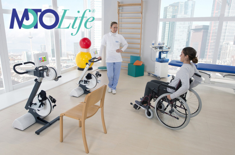 MotoLife® - Passives, aktives und assistiertes Training